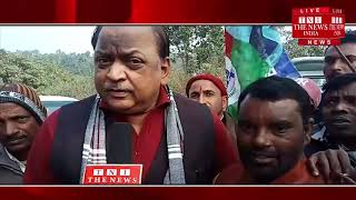 [ Jharkhand ] शहीद दिवस पर झारखंड के पार्टी के अध्यक्ष सहित राज्य के कई नेता पहुंचे