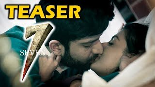 Seven Movie Official Telugu Teaser | Rahman | Havish | Nandita Swetha | Anisha Ambrose|Top Telugu TV