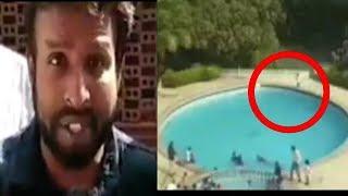 3 Years Old Ladke Ki Swimming Poll Me Mauth | In School Trip By  Future Window School |