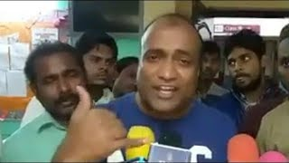 Girl Stopped Till Late In Gowtham Model School Aaghapura | Parent Speaks To Media |