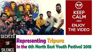 Secret of Silence (Metal Band of Tripura) || Tripura Broadcast || Enlive Production