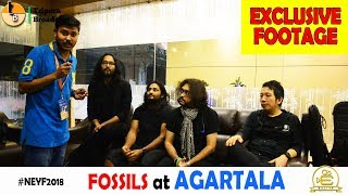 EXCLUSIVELY - Fossils at Agartala || Tripura Broadcast || Enlive Production
