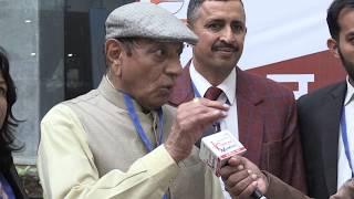 The People in News with Lt  Gen  DP Vats