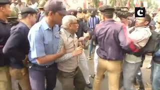Central Trade Union strike enters its 2nd day