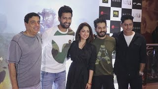 URI - The Surgical Strike Special Screening |  Yami Gautam, Vicky Kaushal, Mohit Raina