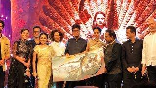 Uncut - Manikarnika Movie Music Launch | Kangana Ranaut, Ankita Lokhande, Prasoon Joshi