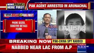 Suspected Pak spy arrested from Arunachal Pradesh's border
