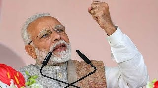 PM Modi inaugurates key projects while addressing a rally in Agra