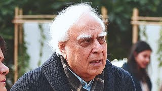 Country wants jobs, it's being reduced in public sector: Kapil Sibal on Quota Bill