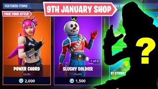 Watch Fortnite Item Shop Countdown For January 9th Video