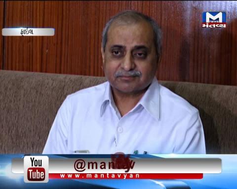 Gujarat Deputy Chief Minister Nitin Patel on 3 days visit to Delhi