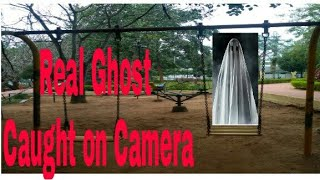 Real Ghost Caught on Camera ?