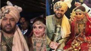 kapil and ginni wedding Video