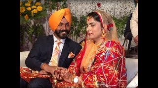 AAP MLA Baljinder Kaur gets engaged | JanSangathan Tv