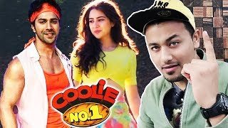 Varun Dhawan And Sara Ali Khan In Coolie No.1 ?