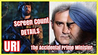 #URI And The Accidental Prime Minister Screencount Details