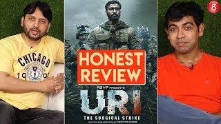Uri: The Surgical Strike HONEST Review | Vicky Kaushal , Yami Gautam
