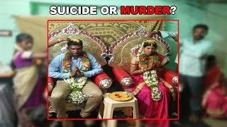 Suicide Or Murder? Newly Wed IRB Constables Wife Hangs Herself, Family Calling It A Murder