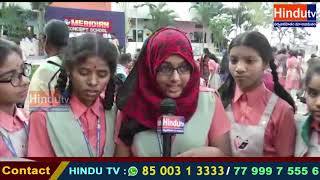 Siddipet Meridian school  Festival Events