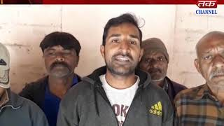 Dhoraji - Nagarpalika cleaners attack on the worker