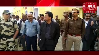 [ Jharkhand ] केद्रीय कोल सचिव सुमंतो चौधरी एक दिवसीय  दौरे पर धनबाद पहुंचे / THE NEWS INDIA
