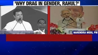 Narendra Modi slams Rahul Gandhi for 'misogynistic' remarks on Nirmala Sitharaman