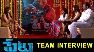 Petta Movie Team Special Interview | Megha Akash | Ashok Vallabhaneni | Malavika Mohanan