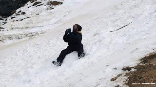 Snow Fall In Manali ????