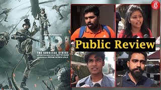 URI :The Surgical Strike | PUBLIC REVIEW | First Day First Show | Vicky Kaushal , Yami Gautam