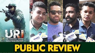 URI : The Surgical Strike PUBLIC REVIEW | Second Show | Vicky Kaushal, Yami Gautam