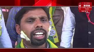 [ Jharkhand ] देवघर में जेवीएम सुप्रीमो बाबूलाल मरांडी का 61 वां जन्मदिन धूम धाम से मनाया