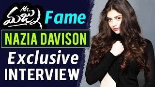 Mr Majnu Fame Nazia Davison Exclusive Interview | Akhil Mr Majnu | Nazia Davison | Top Telugu TV