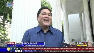 Erick Thohir: Jokowi-Ma'ruf Punya Banyak Mentor