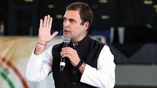 India facing over 4 years of intolerance: Rahul Gandhi