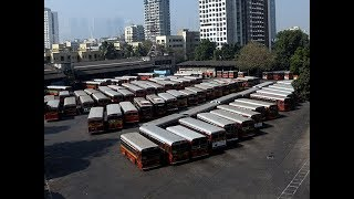 Mumbai BEST buses strike enters day 7 with no agreement