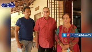 Superstar Krishna Vijaya Nairmala Naresh Reaction About NTR Kathanayakudu | Top Telugu TV