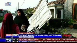 Korban Puting Beliung Rancaekek Butuh Bantuan Material Bangunan