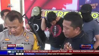 Polisi Tembak Mati Pengedar Narkoba Lintas Provinsi di Makassar