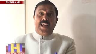 भोरंज के अध्यक्ष पदमनाभा ने बताया  शिव तांडव मंत्रोच्चाण के महत्व के बारे में