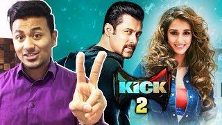 Salman Khan To ROMANCE Disha Patani In KICK 2 ?