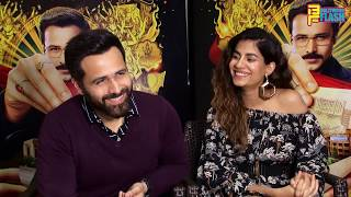 UNCENSORED: Emraan Hashmi & Shreya Dhanwanthary Chit Chat - Why Cheat India Movie