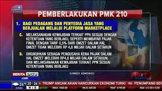 Hot Economy: Pro Kontra Pajak E-Commerce #2