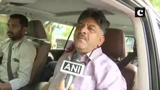 BJP trying to create hype in country on Mahagathbandhan: DK Shivakumar