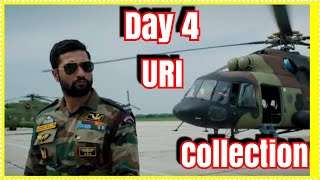 #URI Movie Box Office Collection Day 4