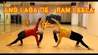Dance Choreography on Ang Laga De | Goliyon Ki Rasleela - Ram Leela | The Synergies