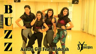 Dance Cover on Buzz - Aastha Gill feat Badshah | Priyank Sharma | The Synergies