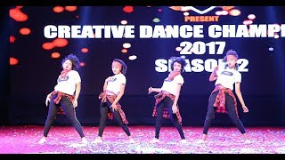 Angels Crew || Group || Creative Dance Championship || Season 2 || 2017 || India