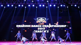 STEP BY STEP GROUP || Group || Creative Dance Championship || Season 2 || 2017 || India