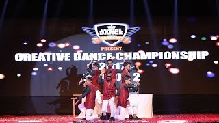 We Are Brothers || Group || Creative Dance Championship || Season 2 || 2017 || India
