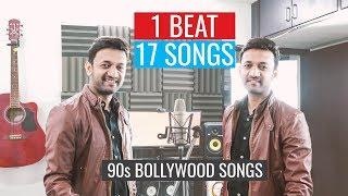 1 Beat Mashup 90s Bollywood Songs